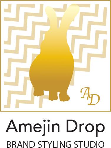 Amejin Dropロゴ新しくしました