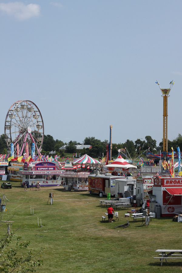Shiawassee County Fair 遊園地編