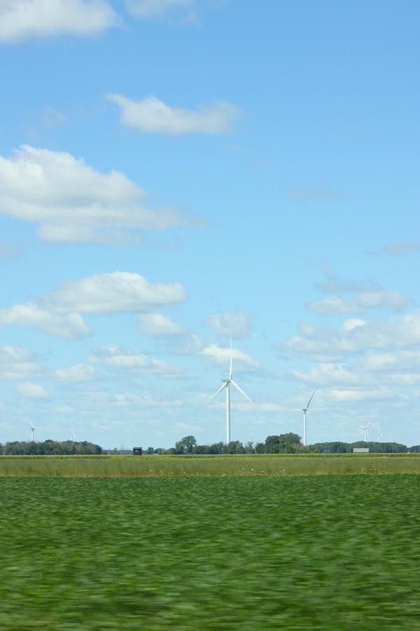 アメリカ 風力発電